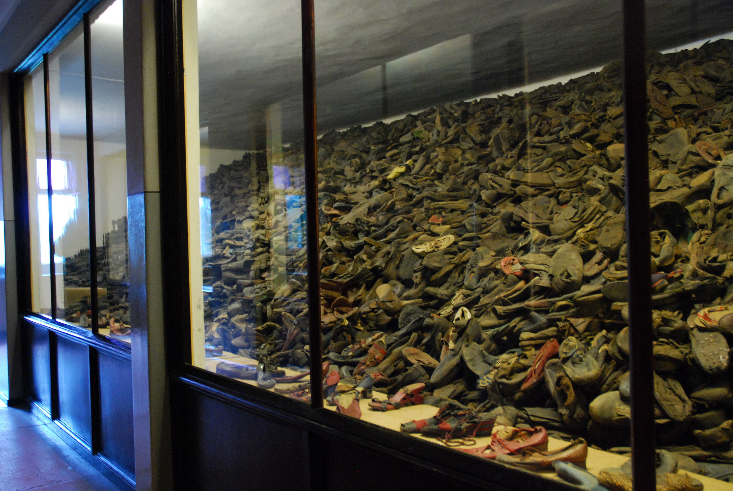 Pile of Shoes-Auschwitz